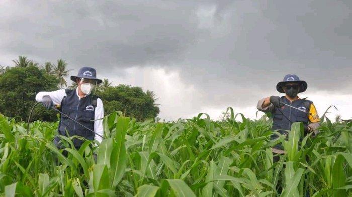 Kapolresta Manado Bentuk Kampung Tangguh, Wali Kota Untuk Mencegah Penyebaran Covid-19