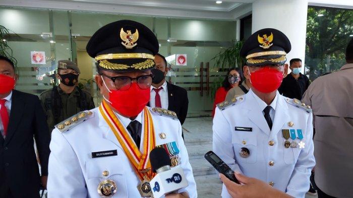 Wali Kota Maurits Tunjukkan ke PT Pelindo Penyebab Banjir di Pelabuhan, Panggil Kadis PUPR Bitung