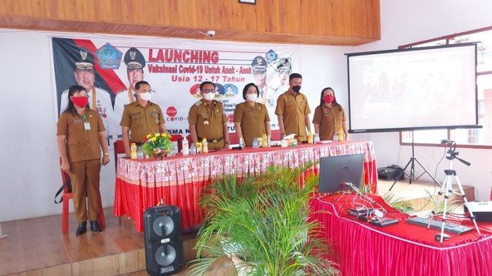 Gubernur Sulut Olly Dondokambey Tanya Honor Nakes ke Wali Kota Bitung Maurits Mantiri