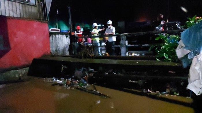 Hujan Deras, Lokasi Ini Langganan Banjir di Kota Bitung