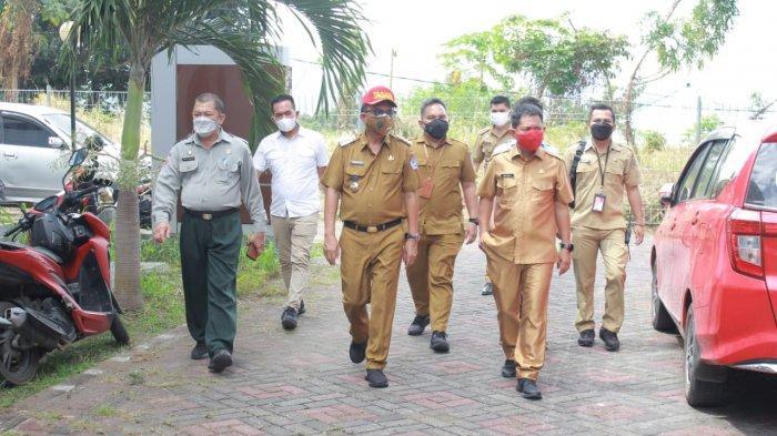 Wali Kota Bitung Maurits Mantiri dan Wakilnya Hengky Honandar Siapkan Rumah Sakit Darurat