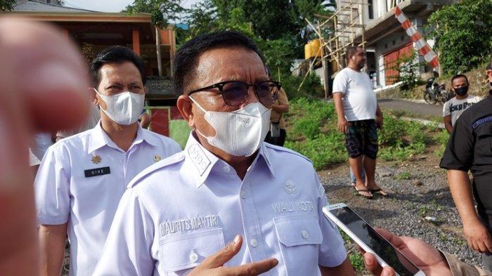 Wali Kota Bitung Maurits Mantiri Berterima Kasih atas Informasi di Akun Instagram