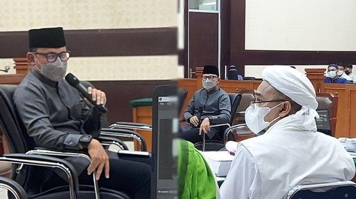 Bima Arya Semprot Balik Rizieq Shihab saat Sidang: ''Habib yang Berbohong, Memang Tidak Sehat''