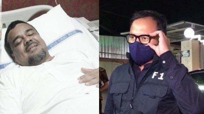 Rizieq Shihab Curigai Motivasi Wali Kota Bima Arya Lapor ke Polisi, Sehari Sebelumnya Datang Besuk