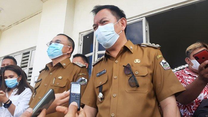 Wali Kota Tomohon Audiensi dengan PT SMI, Usai Usulkan Proposal Pinjaman PEN Rp 300 Miliar