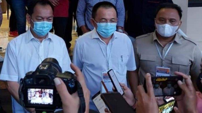 Wali Kota dan Wakil Wali Kota Tomohon Caroll Senduk dan Wenny Lumentut