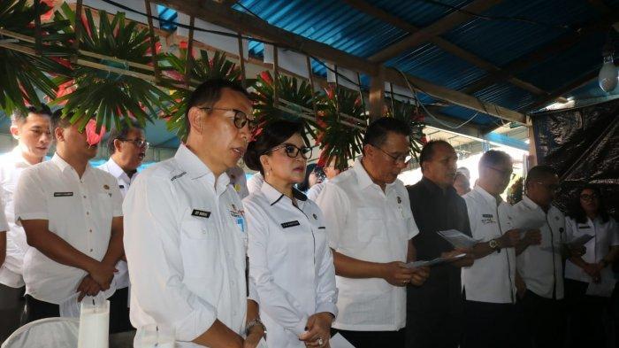 Wali Kota dan Wakilnya Melayat Bersama ke Rumah Keluarga Ini yang Sedang Berduka