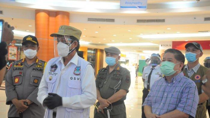 Wali Kota Manado Vicky Lumentut Berikan Kesempatan Mal Dibuka, Tapi Wajib Lengkapi Syaratnya