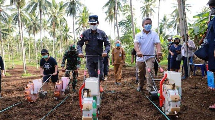 Wali Kota GSVL Terus Giatkan Program Marijo Ba Kobong
