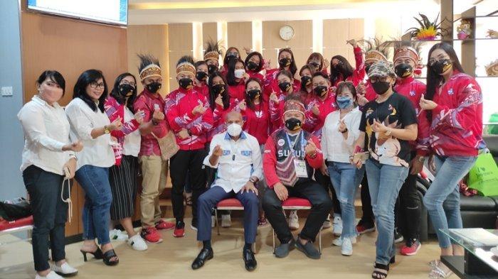 Wali Kota Benhur Tommy Mano Salut Kiprah Kawanua untuk Kota Jayapura