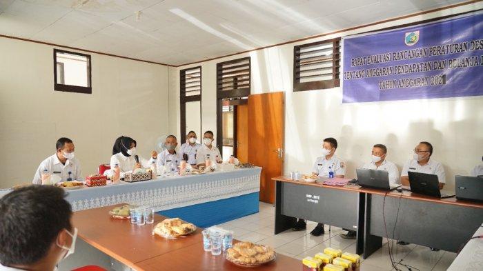 Dalam Sehari Wali Kota Kotamobagu Evaluasi Kinerja 6 SKPD