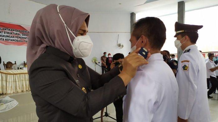 Wali Kota Tatong Bara Beri Sinyal Lantik 5 Pejabat Baru di Kotamobagu