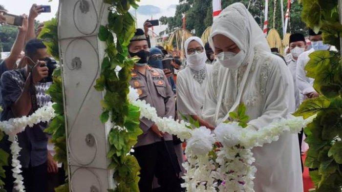 Setelah 10 Tahun, Akhirnya Masjid Agung Baitul Makmur Kota Kotamobagu Diresmikan