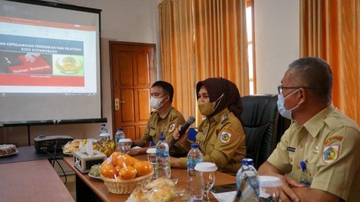 Wali Kota Kotamobagu Kembali Kunjungi 3 SKPD, Evaluasi Capaian RPJMD