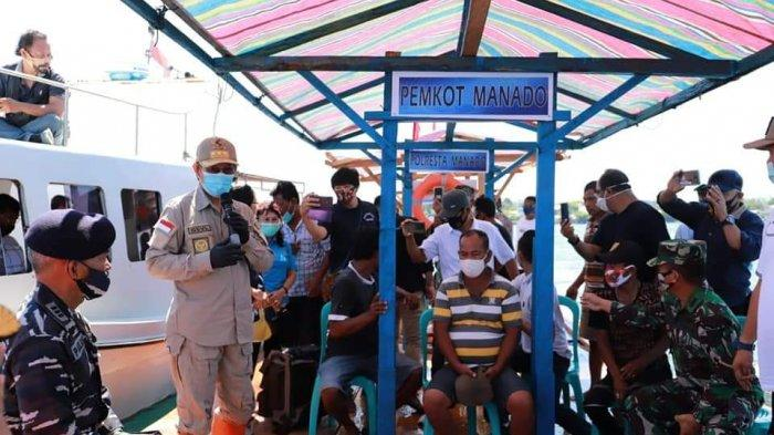 Wali Kota Launching Budidaya Ikan Air Laut Binaaan Guna Meningkatkan Ketahanan Pangan