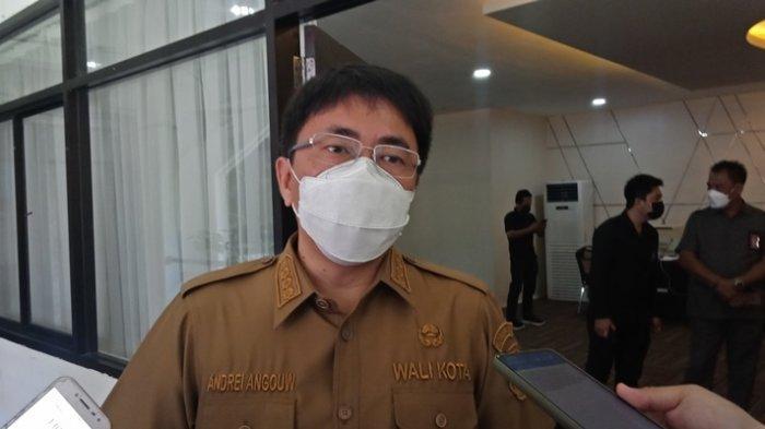 Longgarkan Aktivitas Manado, Andrei Angouw Konsultasi Dengan Olly Dondokambey