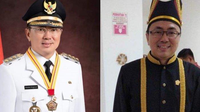 Sosok Andrei Angouw, Wali Kota Pertama Konghucu di Indonesia, Penerima Bintang Kehormatan LVRI 2018