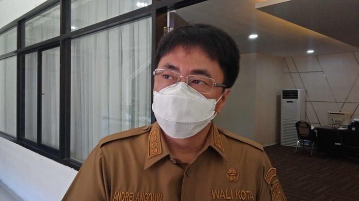Pemkot Nantikan Update Pusat Soal PPKM, Andrei Angouw yakin Manado Tak Lagi Level 4