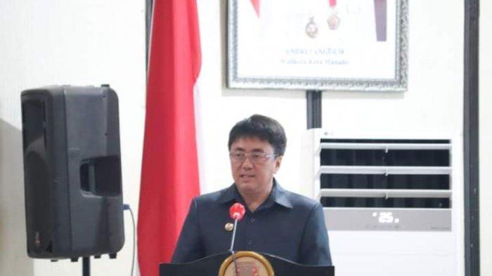Dana PEN Bangun Infrastruktur Manado, Andrei Angouw: Kita Bangun Jalan, Jembatan dan Selokan