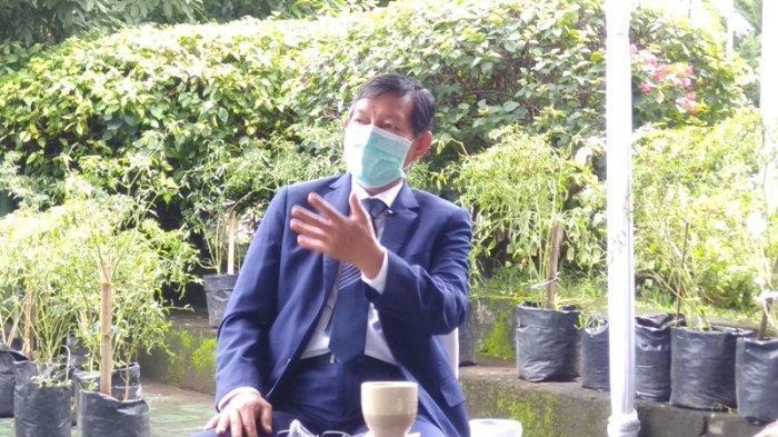 Wali Kota Manado Harap Masyarakat Disiplin Lakukan Pencegahan Covid-19