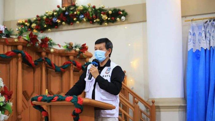 GSVL: Rayakan Natal dengan Kerukunan dan Kekeluargaan, Jangan Terganggu dengan Pilkada