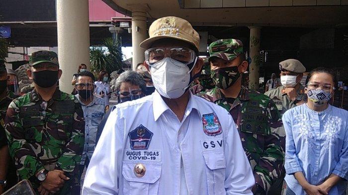 Jumat Mal di Manado Dibuka, Wali Kota GSVL: Dorong Agar Sampai Zona Kuning