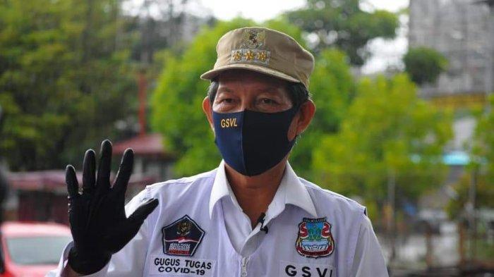Wali Kota Manado Imbau Masyarakat Waspada dengan Cuaca Ekstrem