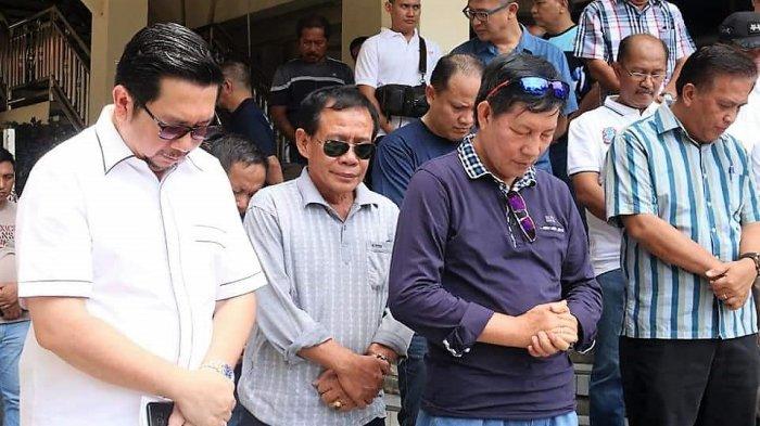 Manado Peduli, Wali Kota Vicky Lumentut Lepas Rombongan Bantuan Kemanusiaan Menuju Palu