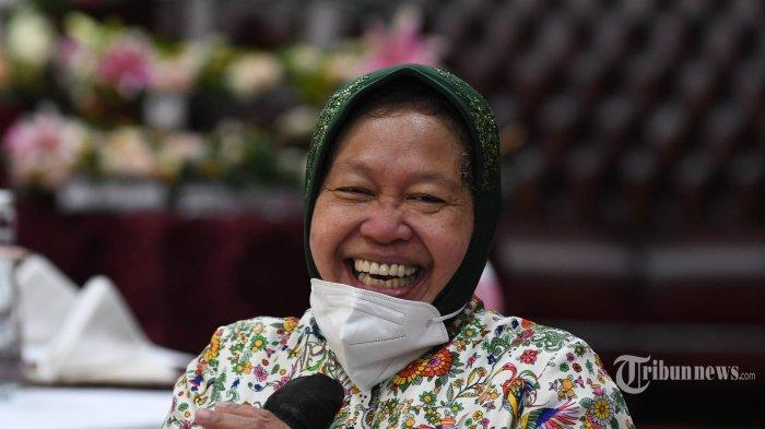 Janji-janji Menteri Baru Jokowi, Tri Rismaharini Janji akan Beri Perhatian Ekstra pada Fakir Miskin
