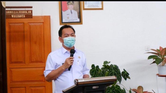 Kans Dipilih Sebagai Pelsus, Wali Kota Tomohon Caroll Senduk: Namanya Pelayanan Tentu Harus Siap