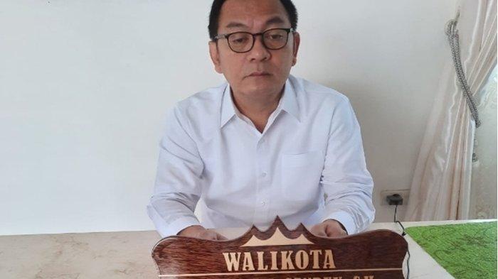 Wali Kota Tomohon Caroll Senduk Ikut Rakor Bersama Airlangga Hartarto, Bahas Perkembangan PPKM