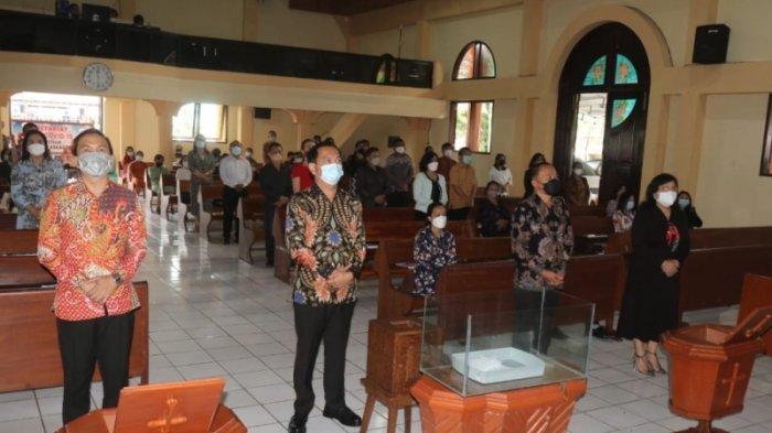 Walikota Tomohon Caroll Senduk Dilantik Jadi Ketua Panitia Pemekaran Wilayah Lokon Empung
