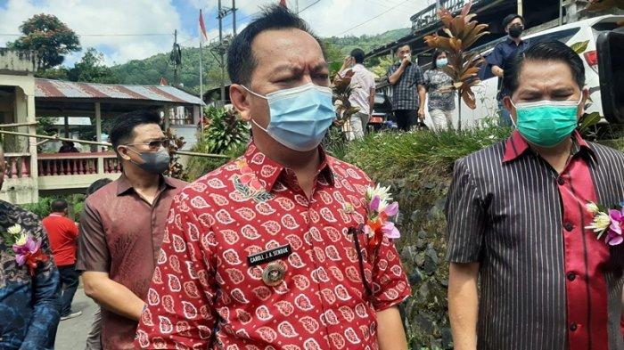 Soal Prokes, Wali Kota Tomohon Caroll Senduk Ingatkan Pejabat Wajib Berikan Contoh