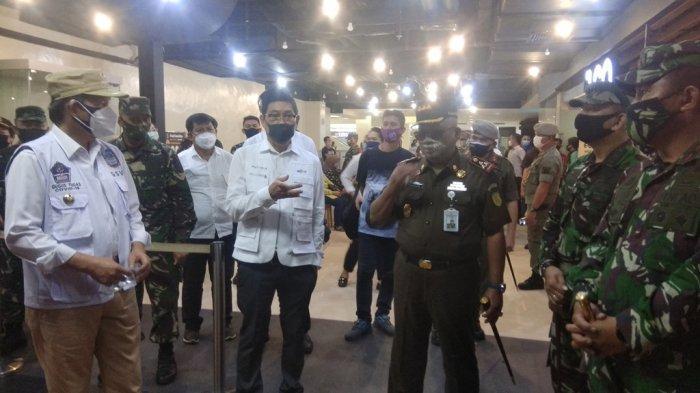 BREAKING NEWS: Wali Kota Vicky Lumentut Kembali Pantau Mantos dan Megamal