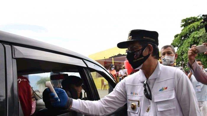 Sonny: Pemerintah Serius Tangani Covid-19 di Manado, Langsung Respon dari Januari