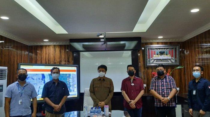 Andrei Angouw Sambut Jajaran Tribun Manado, Jalin Silaturahmi dengan Pemerintah Kota