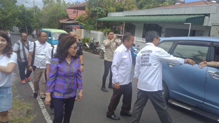 Sejumlah TPS Kekurangan Surat Suara, Warga Mengeluh ke Walikota Manado
