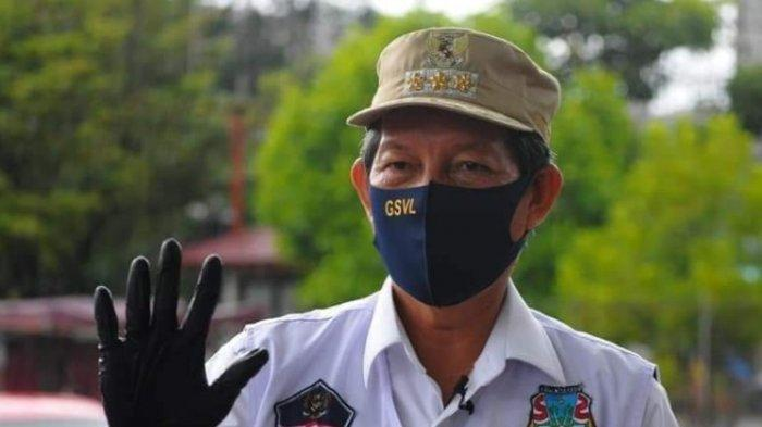 Manado Kembali Zona Orange, Wali Kota: Terus Disiplin Menjalankan Protokol Kesehatan