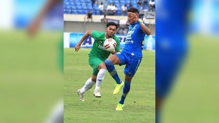 Persib Bandung Punya Kombinasi Striker Mematikan Bagi Lawan