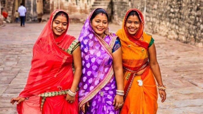 Lihat Banyak Patung Wanita Tanpa Busana di Wilayah Ini, Dulunya Memang Ada Beda Kelas Atas dan Bawah