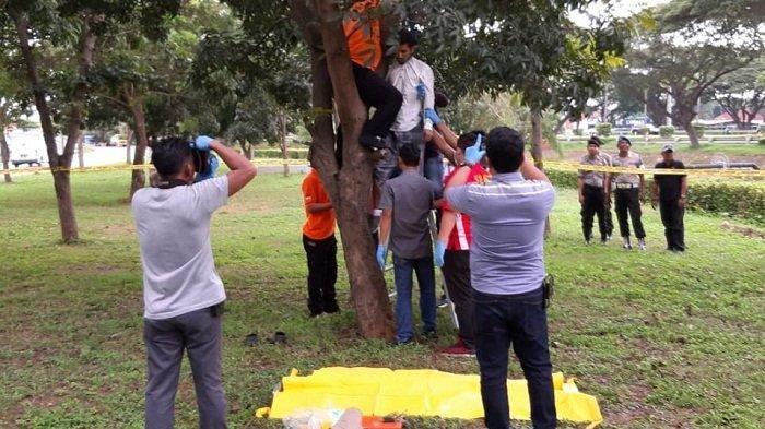 HEBOH, Seorang Mayat WNA Ditemukan Tergantung di Kawasan Bandara Soekarno Hatta