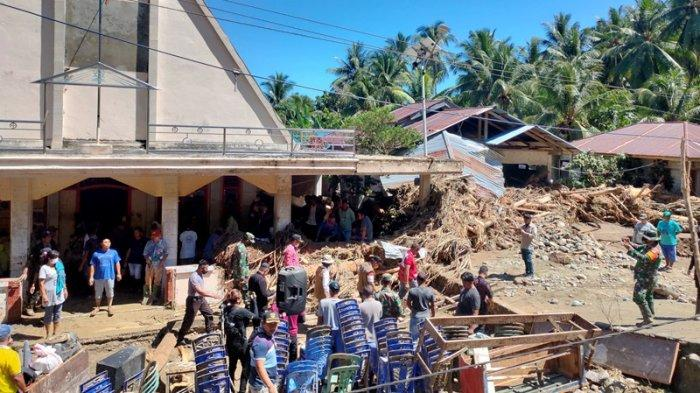 Duka Warga Desa Batu Merah di HUT Ke 57 Provinsi Sulut