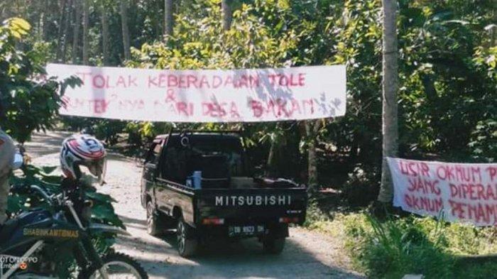 PETI Bakan Bergejolak, Warga Minta Pengusaha Angkat Kaki, Legislator Bolmong Maklumi Aksi Warga
