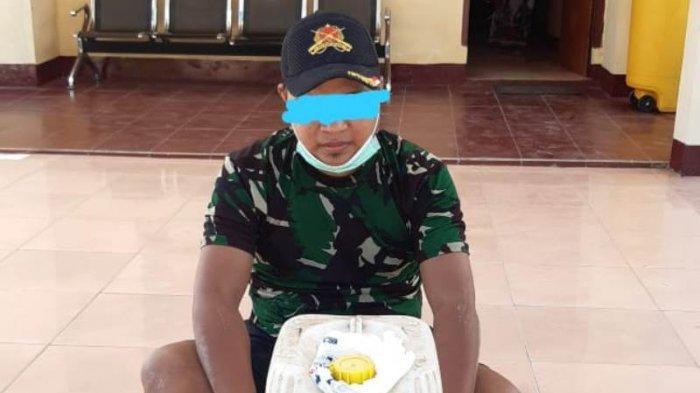 Mengaku TNI dan Suruh Petugas Kembalikan Captikus, Mahasiswa Asal Talaud Terancam 4 Tahun Penjara