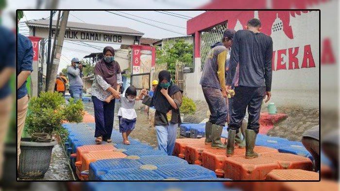 Kondisi Terkini Dampak Banjir di Periuk, Butuh Alat Kebersihan, Sempat Tergenang Air Hingga 2 Meter