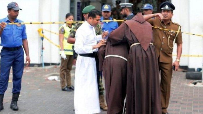 PGI Sampaikan Simpati dan Dukacita Mendalam bagi Korban Tragedi Bom Sri Lanka