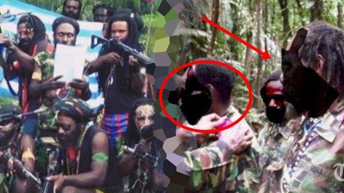Warga Ungkap Gaya KKB Papua: Berbaju Singlet Loreng, Pakai Kalung Manik-manik, Muka Dicat Hitam