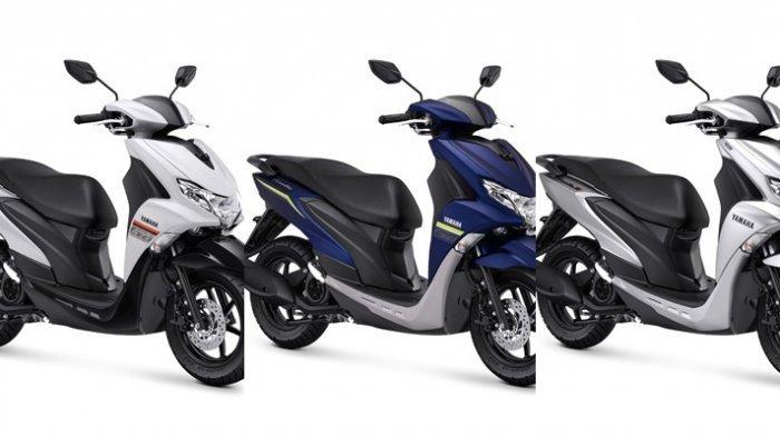 Intip Warna Baru Motor 125 Yamaha