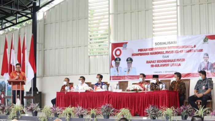 Wawali Kotamobagu Support PKN dan Konferensi FKUB Ke-VI November Nanti