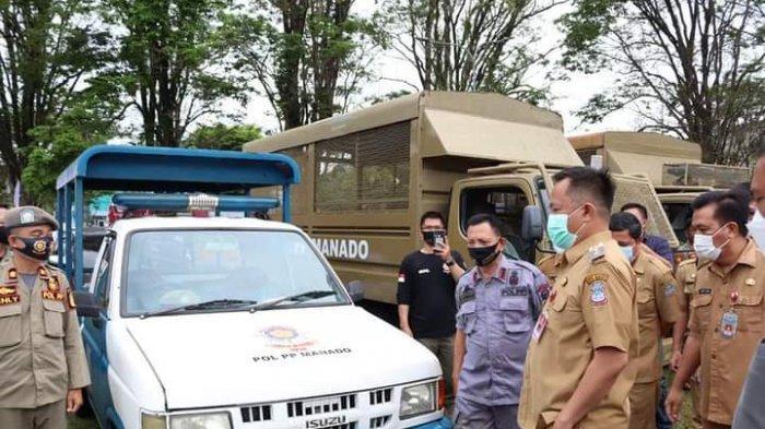 Wakil Wali Kota Manado Richard Sualang Terkejut Banyak Kendaraan Sudah Tua